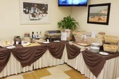 Sala colazione hotel majorca riccione (9)