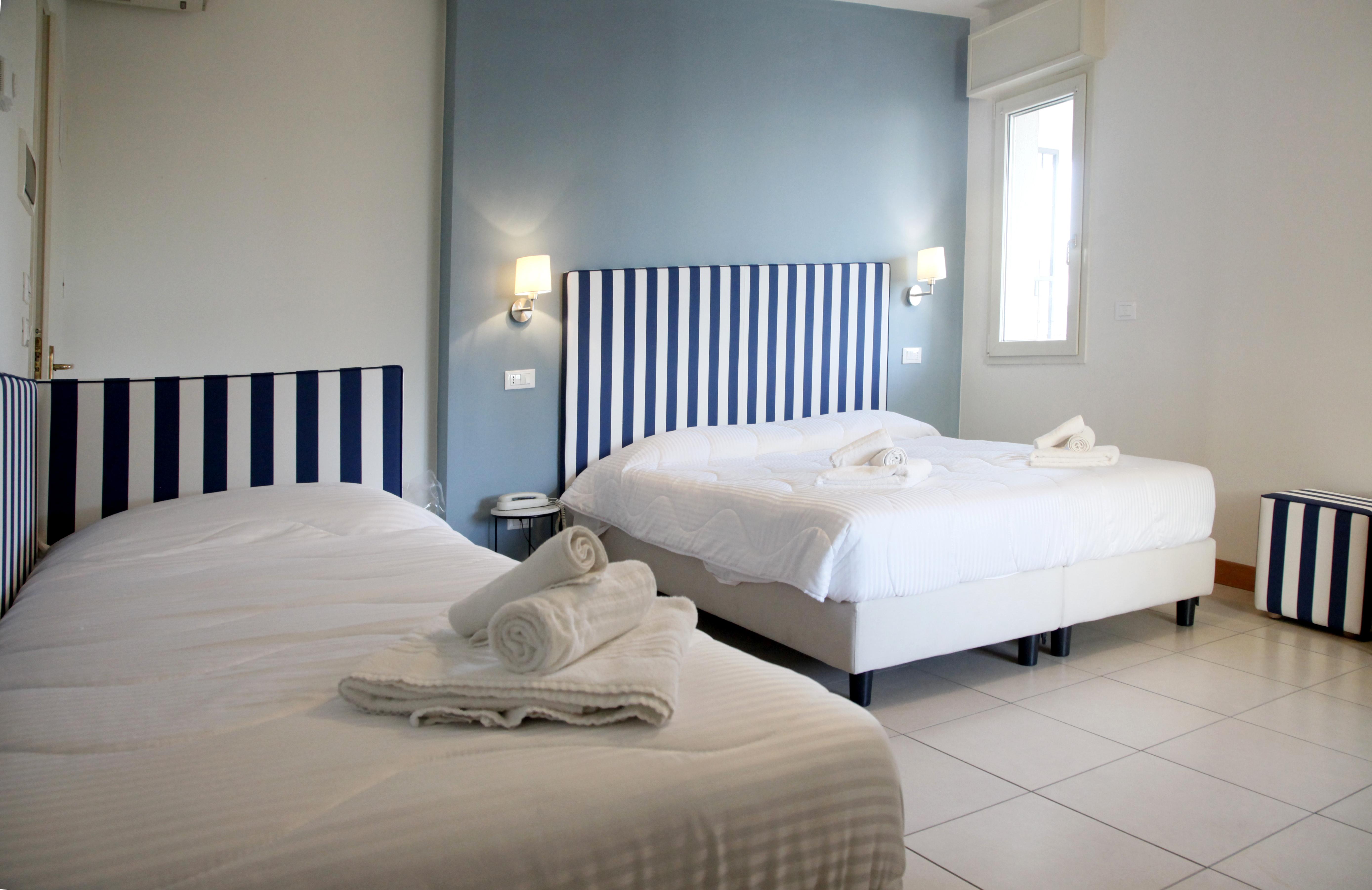 Camera Tripla Superior Hotel Majorca Riccione
