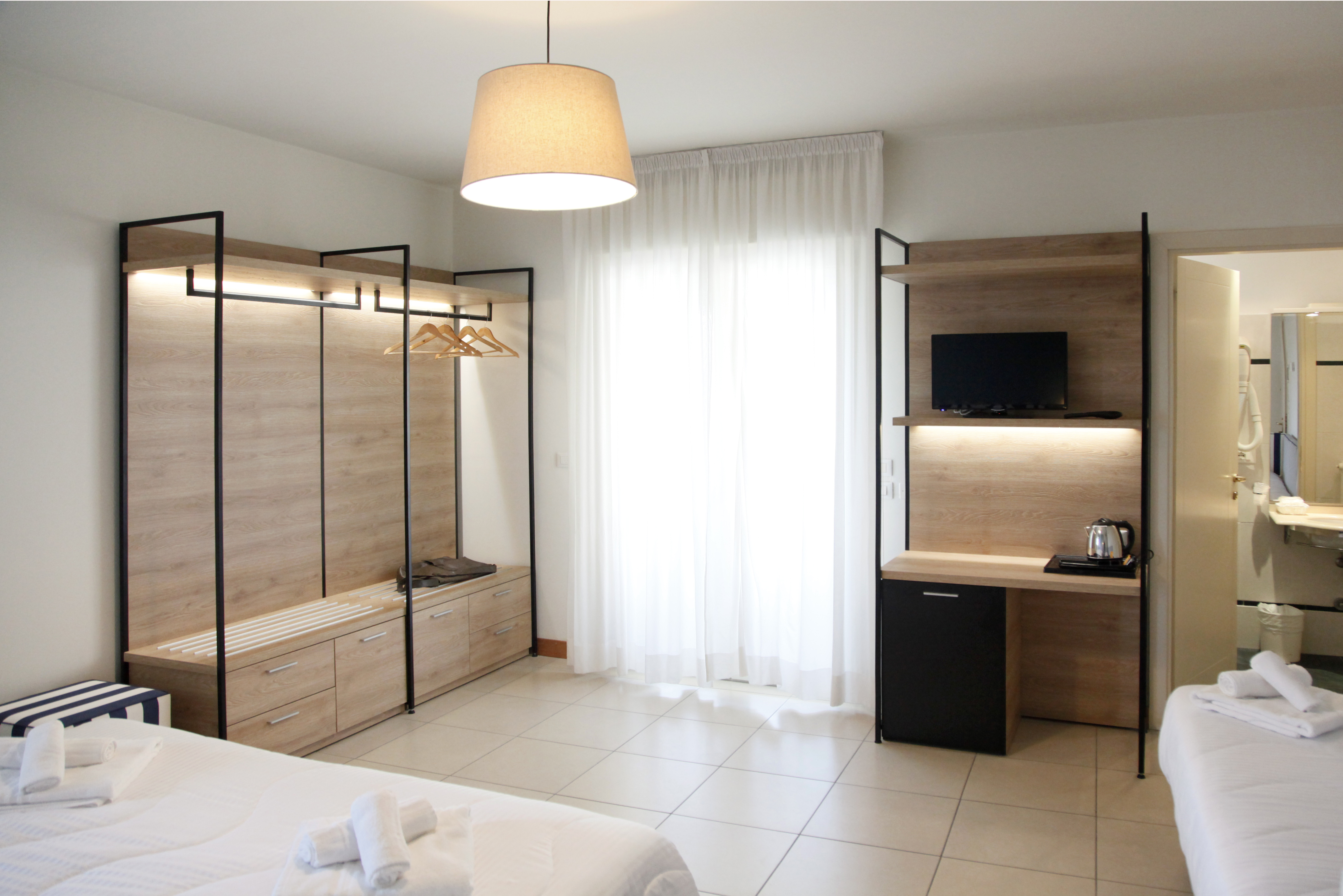 Camera Quadrupla Sup. Hotel Majorca Riccione