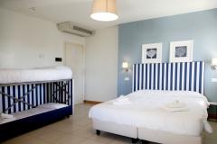 Camera quadrupla Superior Hotel Majorca Riccione