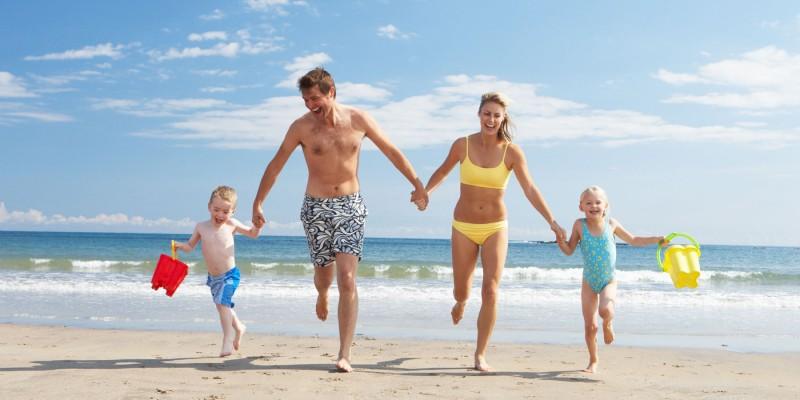famiglie al mare Hotel Majorca di Riccione